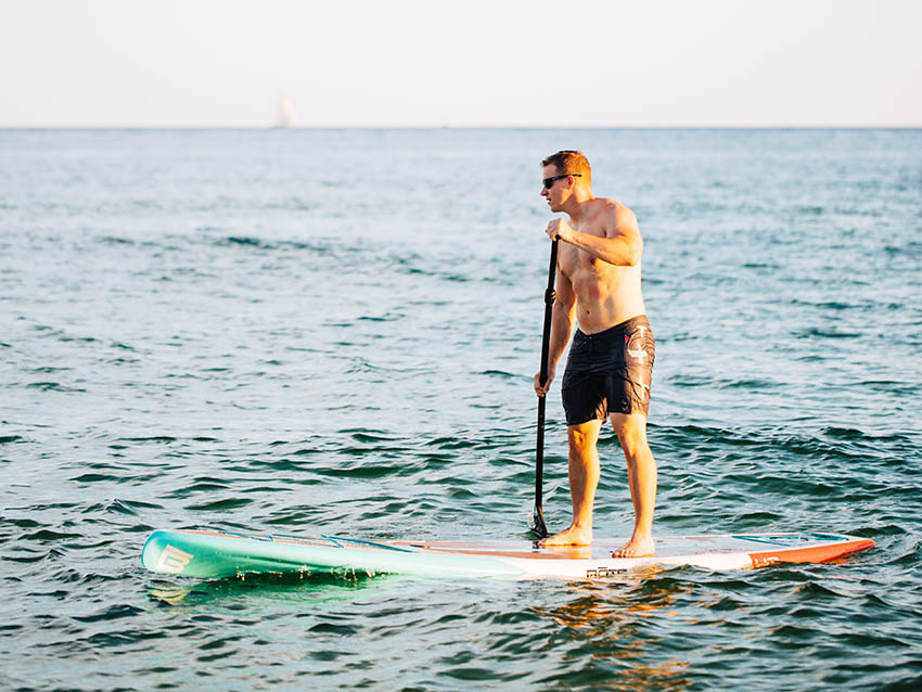 Take to the Seas With our Southern Perks Water Activities