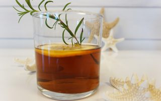 Cinnamon Rosemary Old Fashioned in Pensacola