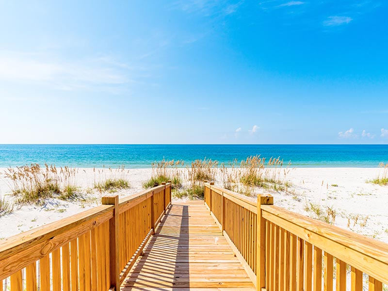 Gulf Coast Vacation Homes for Christmas