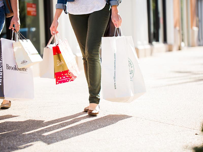 Shopping at the Beach