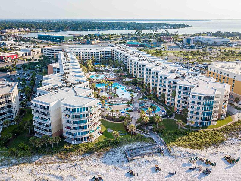 Waterscape Resort in Fort Walton Beach
