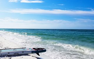 Destin Beach Bote Board