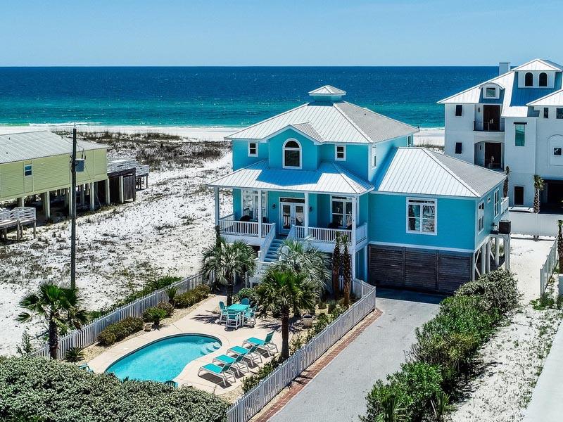 Beach Homes in Orange Beach