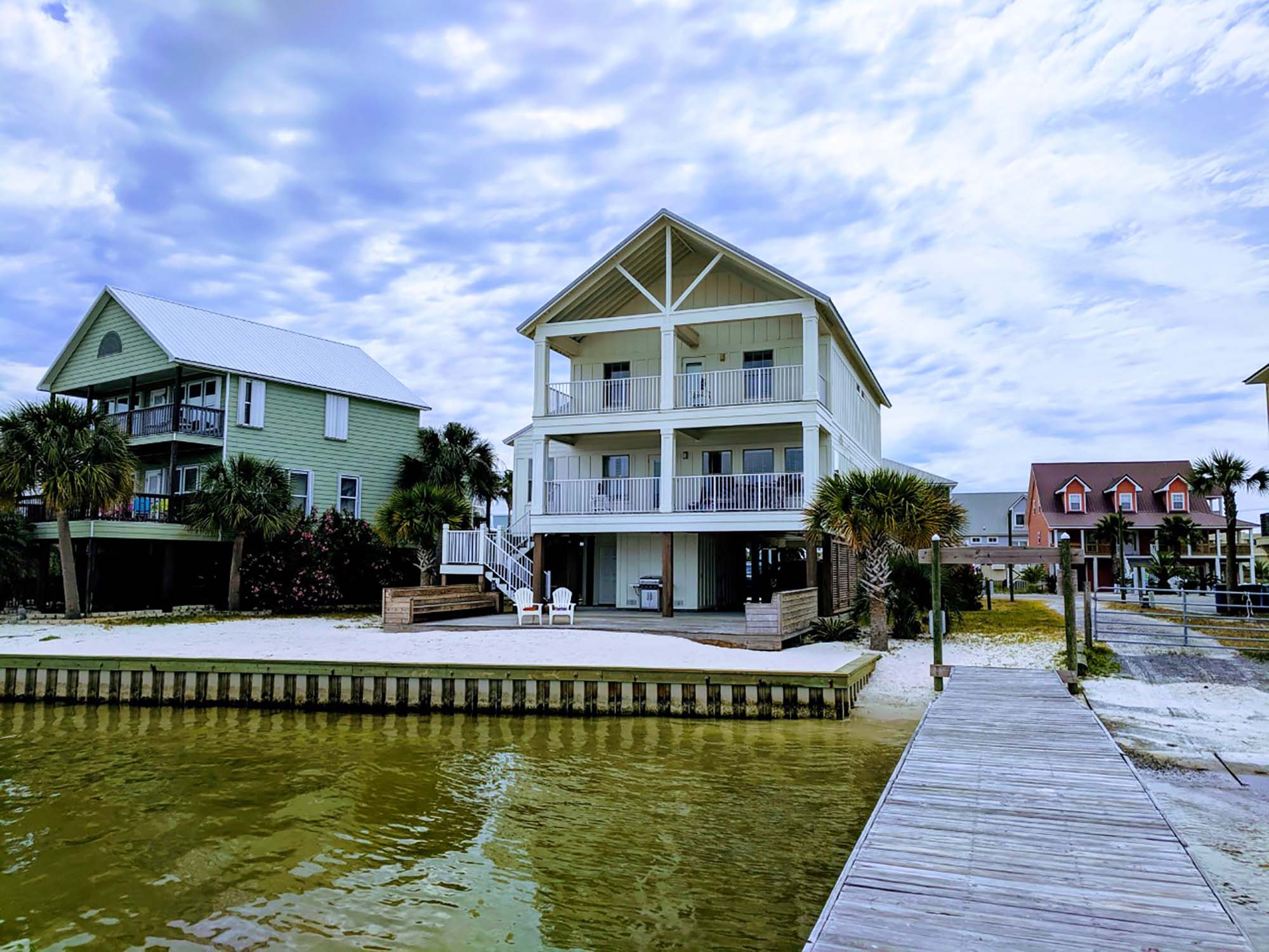 Work From Home at the Beach in Gulf Shores, Gulf Shores Vacation Home