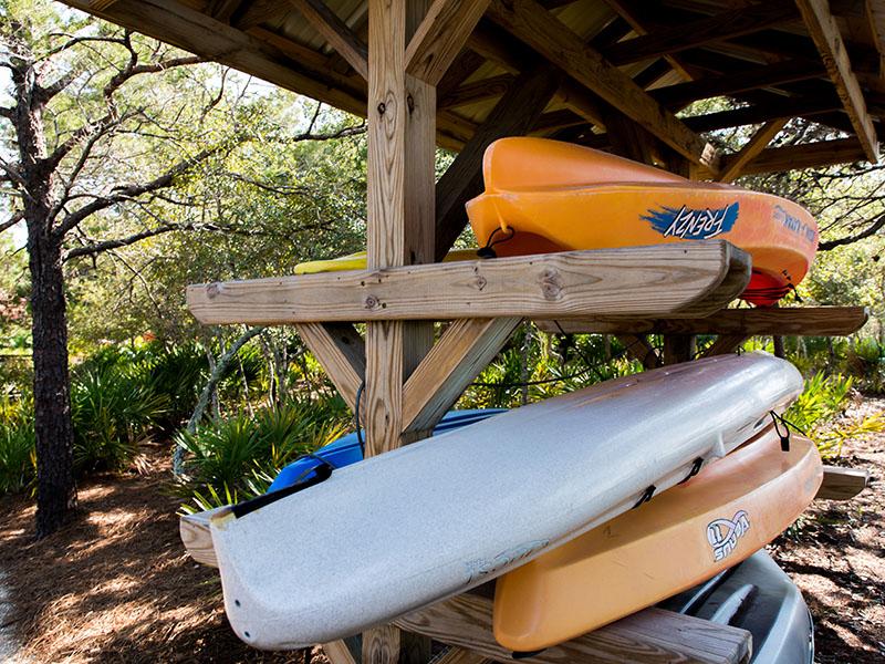 30A Kayak Rentals