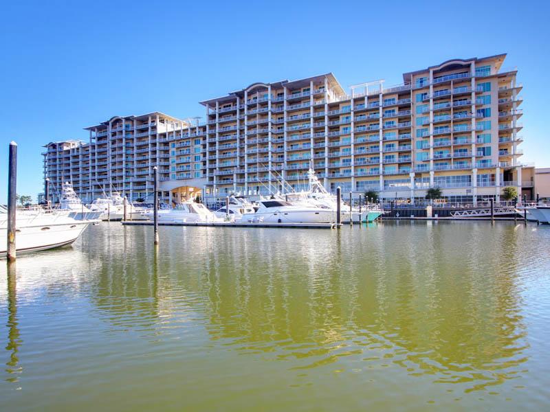 The Wharf in Orange Beach