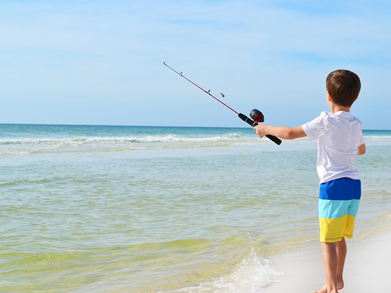 Fishing Charter Rentals in Destin