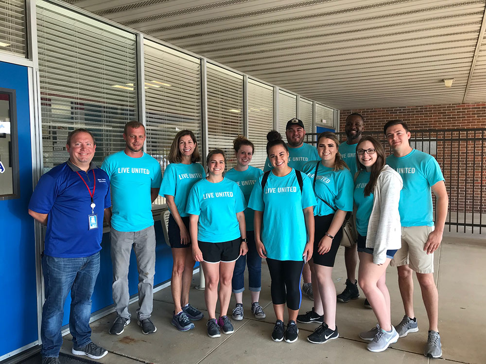 Volunteer with United Way Emerald Coast