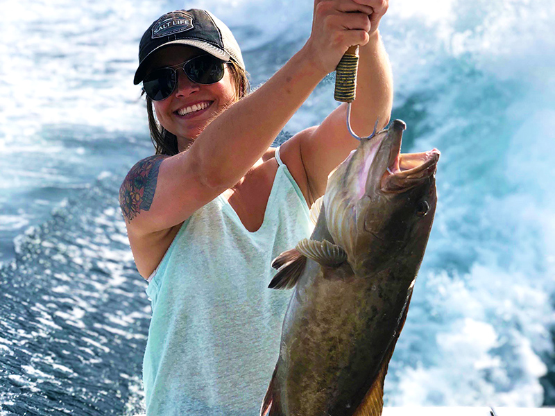 Fishing in Destin