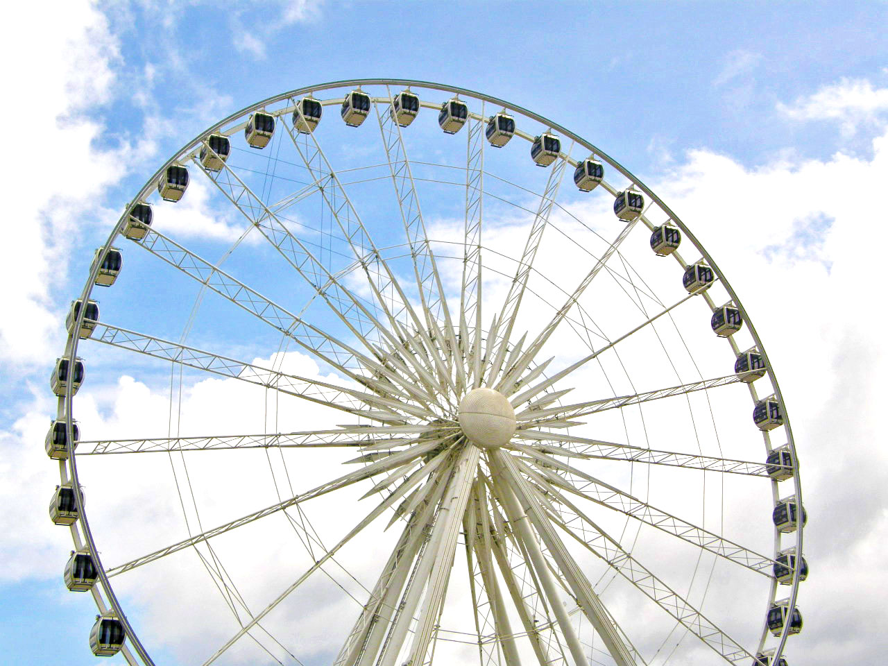 Skywheel in Panama City Beach