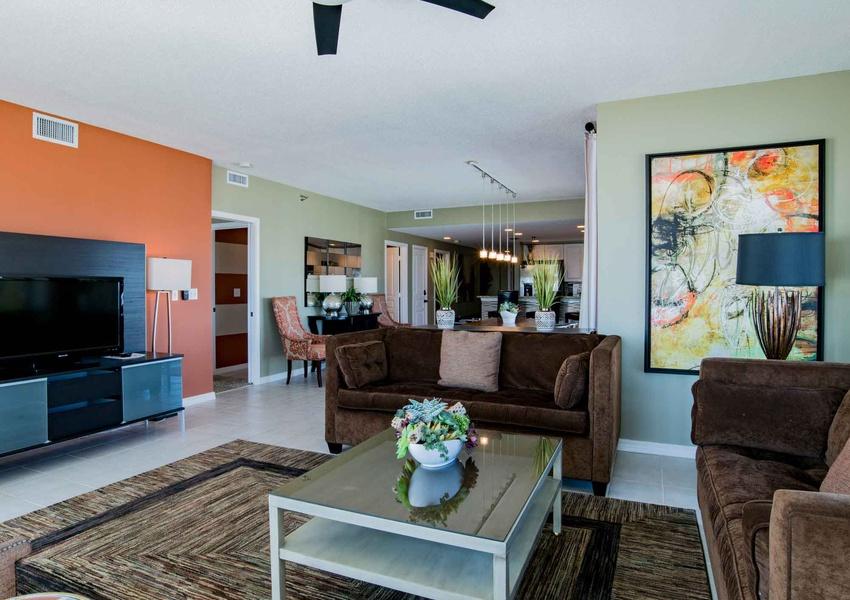 Gulf-front condo rental in Pensacola Beach