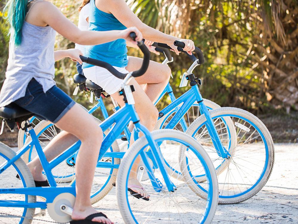 Bike Trails in Destin
