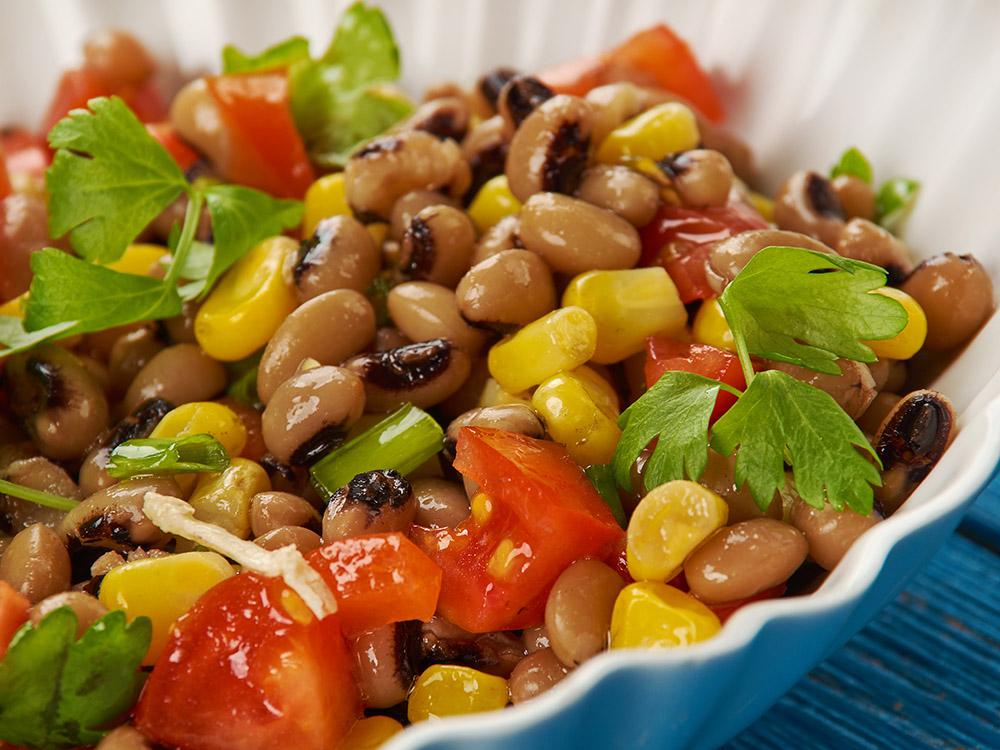 Black-Eyed Pea Salsa