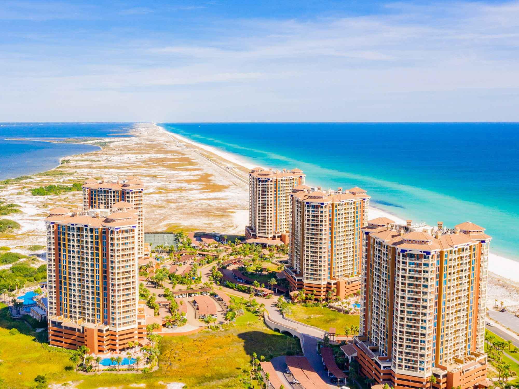Pensacola Beach, Florida Condo Rentals by Southern