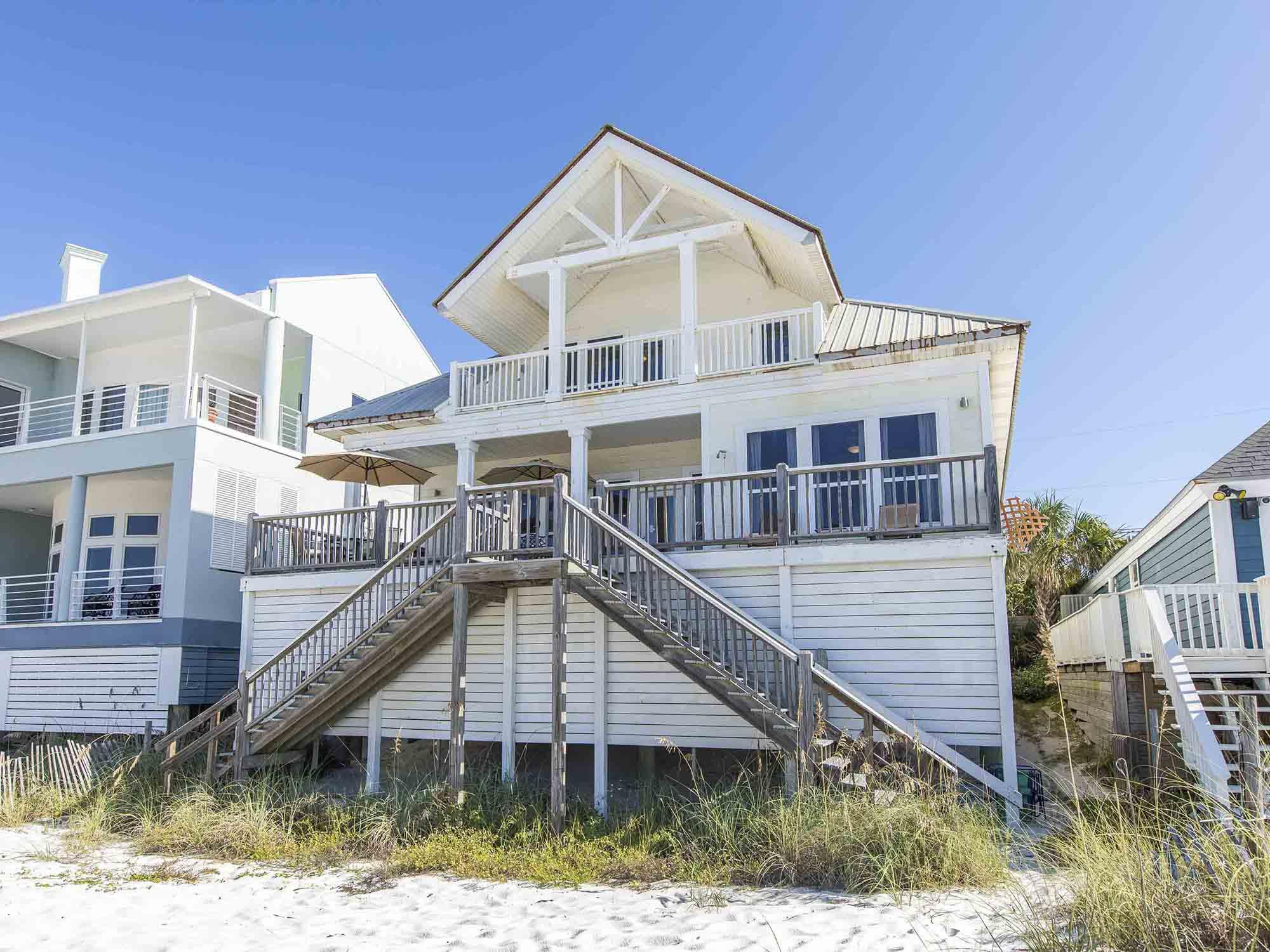 Spring break vacation home rentals in Panama City Beach