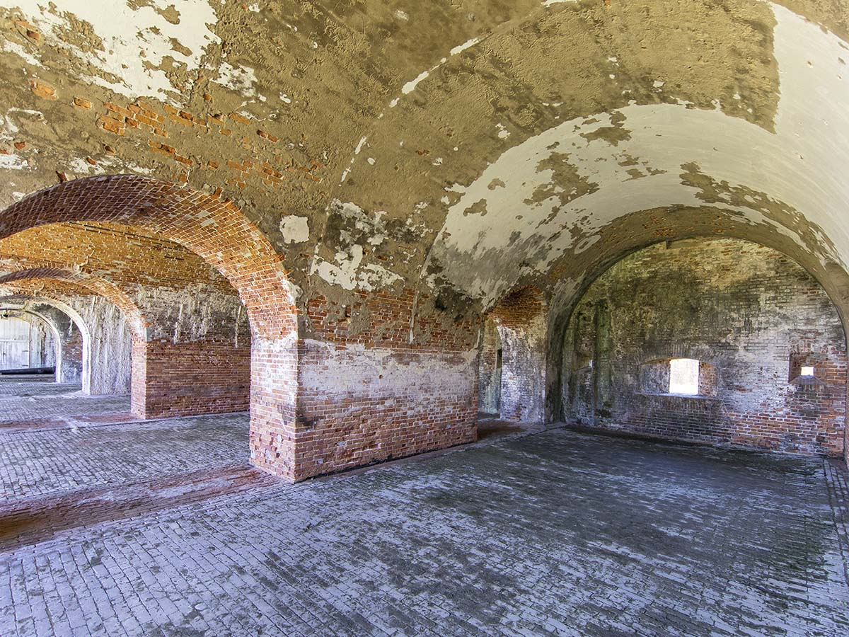 Historical fort in Fort Morgan