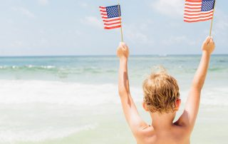How to Best Celebrate July 4th at the Beach!