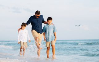 Father's Day Activities Along the Gulf Coast
