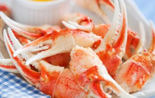 Our Favorite Marinated Blue Crab Claws Recipe
